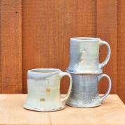 Blue Everyday Mugs